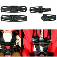 Wholesale New Car Baby Safety Seat Strap Belt Harness Chest Child Clip Safe Buckle