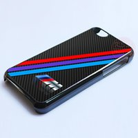 Plastic apple bmw - Fashion Slim M Series M3 Z4M M5 Power for iPhone s s plus Case Cover For bmw logo cell phone Black case