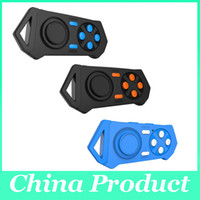 Wholesale Bluetooth Wireless Remote and JoyStick Selfier Bluetooth Wireless Multimedia Remote Joystick for Games Music Control IOS Android