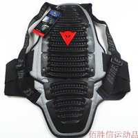 Wholesale NEW HOT SALES dannis Body Armor Motorcycle Jacket Spine Chest racing cycling biker armour Armor Motor Motocross protector M XXXL