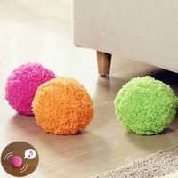 Wholesale 2016 Hot Sale Set Creative Automatic Rolling Ball Vacuum Cleaner Mocoro Mini Sweeping Robot Cleaner Household Cleaning
