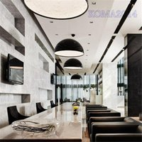 bar style dining table - FLOS Italy Chandeliers Ceiling Pendant Lamp Sky Garden Restaurant Bar Table Lamps European Style Fashion Simple Hanging Lamps V V