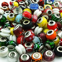 Cheap Glass Glass Beads Best Flowers Red Loose Beads
