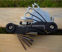 Wholesale Bicycle repair tools Portfolio Tools Tire repair tools With cut chain device Multifunction g tool