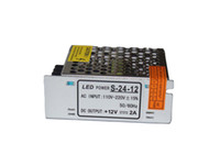 Wholesale Honeycomb Switching Power Supply DC12V W Input AC110V V Aluminum LED Driver For Strips Nonwaterproof CE ROHS