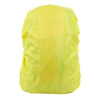 Wholesale 5pcs L Backpack Rain Cover Ultrathin Pure Color Dustproof Waterproof Cases Outdoor Necessity os159