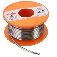 Wholesale 2 mm Wire Melt Solder wire Wire Tin solder Tin line Welding tool Lead