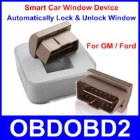 Wholesale car Hot Selling Automatically Close Window Device For GM For Ford Support CANBUS System Pause Controller Mini Window Lock Module