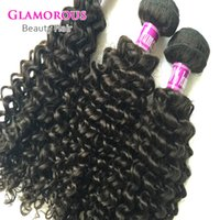 Cheap Cheapest Unprocessed Malaysian Deep Wave Virgin Human Hair Weaves Extensions 3Pcs 5A Feeling Soft Can Be Dyed And Bleached