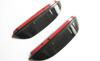 auto rear view mirror glue - Exterior Accessories Car Stickers Auto rear view mirror rain shield deflector For Mitsubishi Outlander