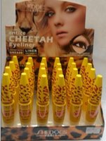 Cheap Entice Cheeth Eyeliner Black Pencil Gel Liner Clear Waterproof Liquid Eyeliner Cosmetic Makeup Eye Liners Real Pen One Step Clear Eyeliners