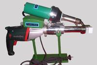 Wholesale Plastic welding gun Plastic extrusion welding gun handheld spot welder