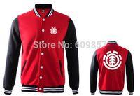 Cheap 2015 Men's Hip Hop Hoodies Man Fleece Hoody Sweatshirts Men Winter Jackets Skateboard Element Clothing free shipping