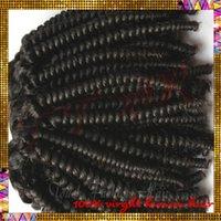Cheap Kinky Curly Hair Bundles 3pcs lot Grade 6a Virgin Malaysian Hair Unprocessed Human Hair Weave Mocha Hair Products Curly