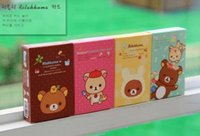 Wholesale Rilakkuma Bear Mini Poker Playing Cards Christmas Gift Novelty Toy