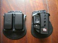 Wholesale Fobus New Waist Tactical Holster For Glock Airsoft Painball Belt Gun Holster CS Game Combat Gun Pounch