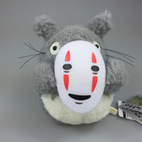 baby doll mask - 16cm mask totoro plush toy patterns smile leaf sweater baby child dolls christmas gift cartoon