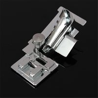 bias binding machine - 2015 Bias Tape Binding Binder Foot For Snap On Domestic Sewing Machine Janome Singer order lt no track