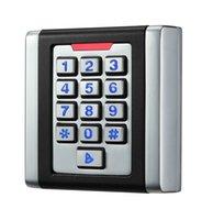 Wholesale KO W300 Waterproof RFID Keypad Access Control for Apartment
