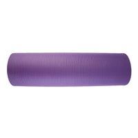 Wholesale 10mm Thick Yoga Mat Pad Non Slip Exercise Fitness Matress Outdoor Camping esterilla yoga mats tapis tapis de sport pilates mat