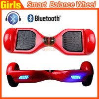 scooter electric - Electric Scooter Bluetooth Smart Balance Wheel Smart Wheel Balance With Remote Control Two Wheels Electric Bluetooth Scooters Board