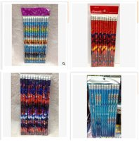 Wholesale 5 styles Despicable Me pencils children stationery minions spiderman pencil Wood Pencils eraser Baby Gifts school supplies stationary m390