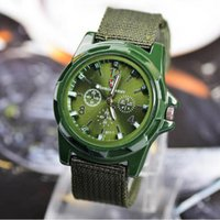 aviation fabric - Hot Sale New brand military aviation woven cloth band watch