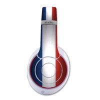 Wholesale 100 style Top quality Skins stickers for beats studio headphone and make your own style