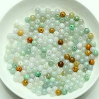 Wholesale Jade beads beads natural a round beads mm mm DIY accessories