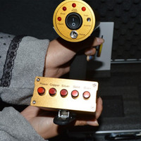 Wholesale Big Seller AKS Gold Detector Diamond Detecting Machine Metal Detector Machinery underground gold and silver metal detector