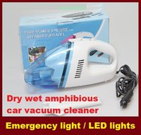 Wholesale High Power Car Vacuum Cleaner Portable Dust Cleaner Collector V Cheap Products dhl