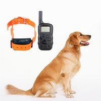 awesome pets - Excellent Rechargeable Water Resistant Electric Shock Collar Dog Pet Training Collar for Dog Awesome Pet Product H16066