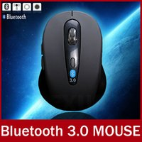Wholesale A01 Mini Wireless Optical Bluetooth Mouse DPI D Gaming Bluetooth Mice For Laptop Notebook Computer Peripherals