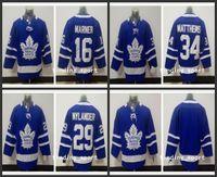 97ee20693 Ice Hockey Boys Full 2017-2018 Toronto Maple Leafs Blank  16 Mitch MARNER
