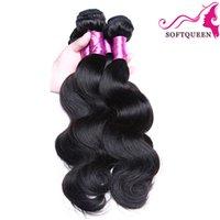 beautiful hair products - Beautiful Star Hair Products Brazilian Human Hair Weave a Peruvian Malaysian Mongolian Indian Body Wave Bundles or Extentions Hair