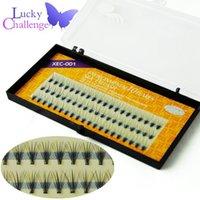 Wholesale 10 Flares C Curl Professional Black Colour Silk Eyelash Extension