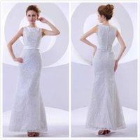 Wholesale Saias Longas Femininas Stussy Bridal Gowns FreeShipping Romantic Mermaid Sexy Wedding dress Bride w207