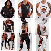 Wholesale Tiger muay thai mma Boxing trousers top king muay thai shorts muay thai shorts windy mma kick boxing shorts sanda
