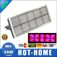 Wholesale 2 fast ship New Full Spectrum W LED mm mm mm RED BLUE Hydro Medical Plant Flower Grow Panel Light AC85 V year insuran