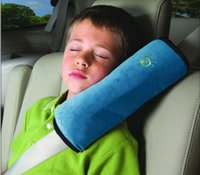 Wholesale Baby Car Auto Safety Seat Belt Harness Shoulder Pad Cover Children Protection Covers Cushion Support Pillow