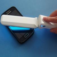 Wholesale 2015 Mini foldable UV C light equipment travel uv sterilizer wand