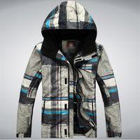 Wholesale Winter Original Outdoor Sport Ski Jacket Men Waterproof Thick Warm Windbreaker Ski jacket Outdoor Skiwear
