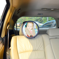 Wholesale TFY See My Baby Rear Facing Car Seat Safety Mirror