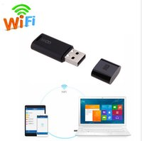 Wholesale Xiaomi Portable Mini Wifi Router USB Wireless Network Adapter with GB USB Flash Disk for iPhone Samsung Smartphone Tablet PC