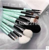 animal update - New Update Cerro Qreen professional brush set natural animal Goat wool makeup brushes set
