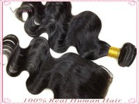 outre - Brazilian Body Wave A Outre Human Hair Weave Natural Virgin Brazilian Hair Bundles with Lace Closure