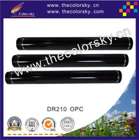 Wholesale CSOPC B210 laser parts OPC drum for Brother HL HL3040 HL original color print times after refilling free dhl