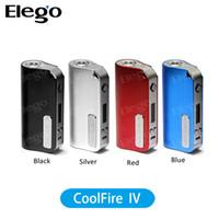 Cheap 18650 CoolFire IV Best 40w  Innokin CoolFire IV