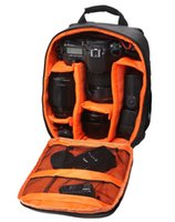 Wholesale High quality Waterproof multi functional Digital DSLR Camera Video Bag Small SLR Camera Bag for Photographer