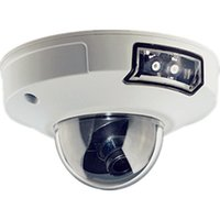 Wholesale Well sale Vandalproof mm Megapixel lens Megapixel IP Dome Cameras Support Audio DB Microphone SD Card